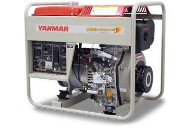Rekomendasi Genset Yanmar dengan Kapasitas Kisaran 10,000 Watt